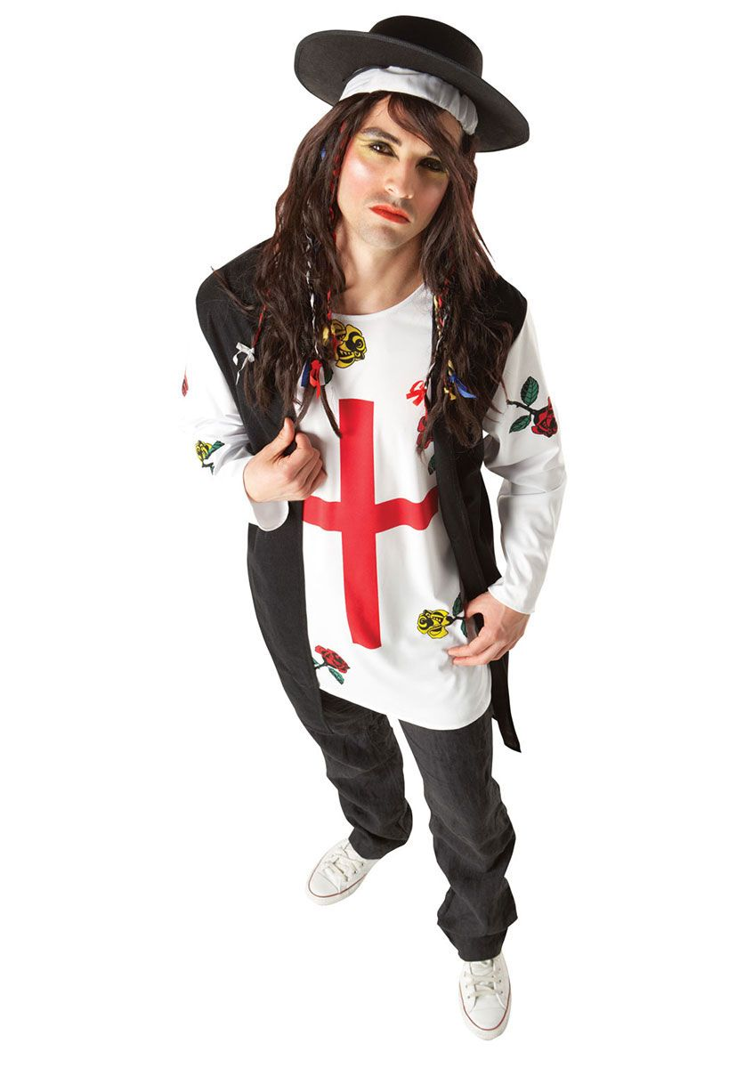 80's Pop Star Costume (With images) Fancy dress outfits