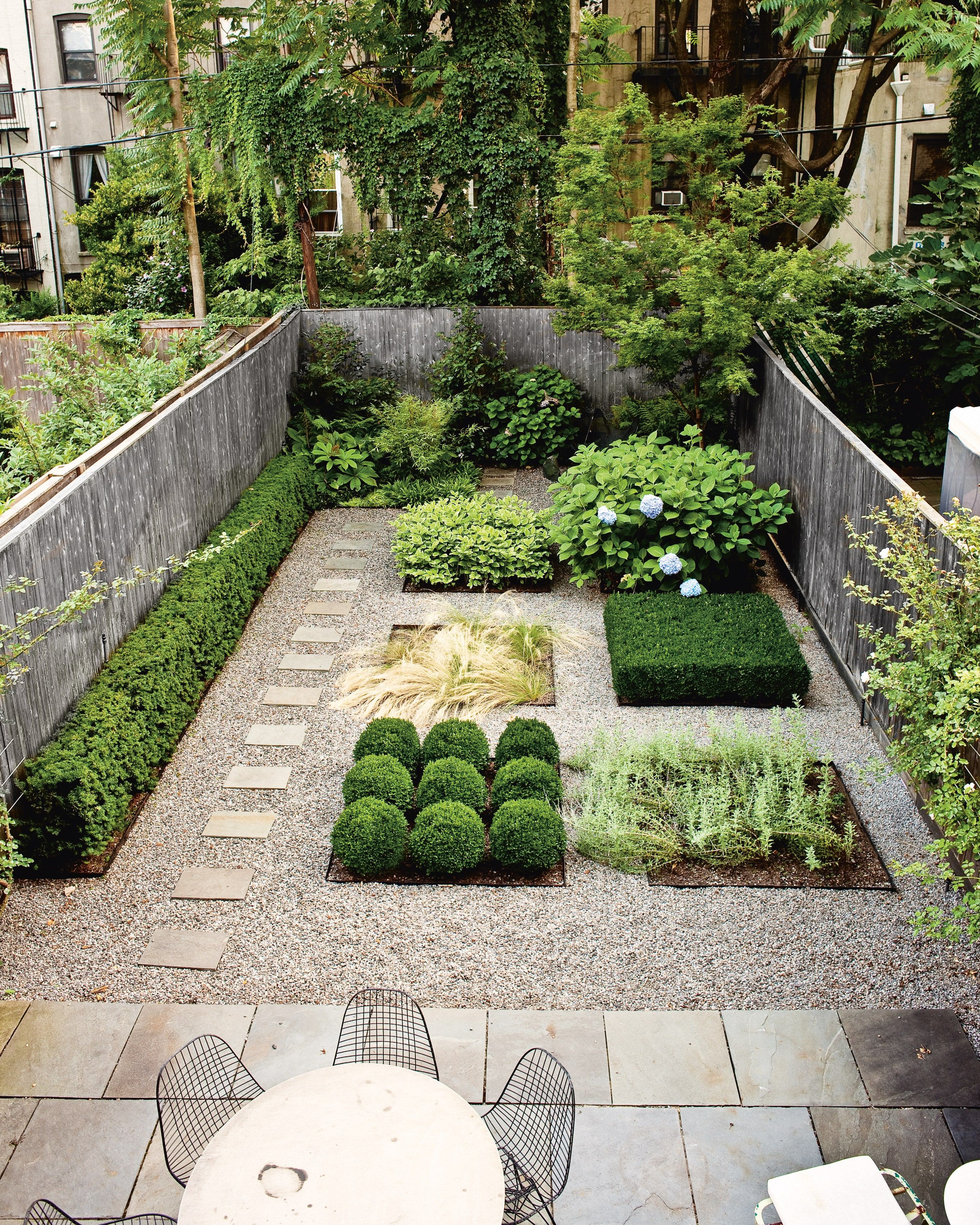 Garden Ideas Inspired By This Brooklyn Backyard Architectural Digest Small Backyard Landscaping Backyard Landscaping Front Garden Design