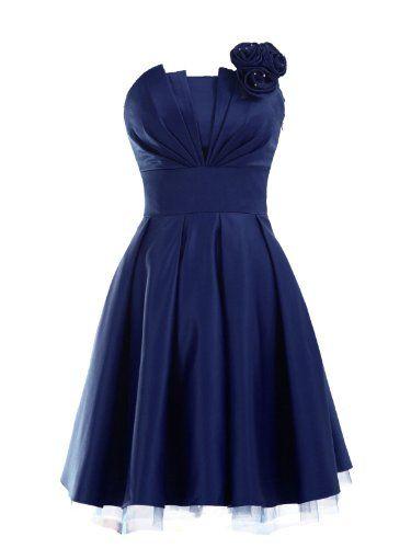 cocomelody robe corset a line longueur jusqu 39 aux genou demoiselle d 39 honneur e22464 bleu. Black Bedroom Furniture Sets. Home Design Ideas