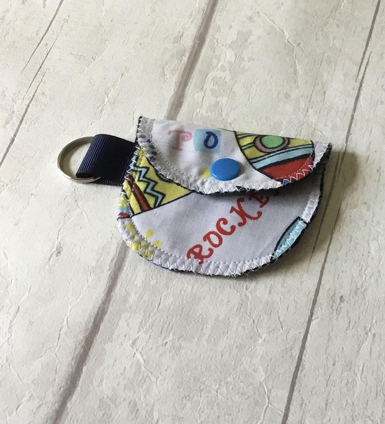 boys purse boys gift stocking filler for boys Coin purse for boys