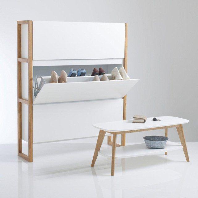 Image 3 meuble range chaussures 3 abattants compo la redoute interieurs 330 - Meuble escalier la redoute ...
