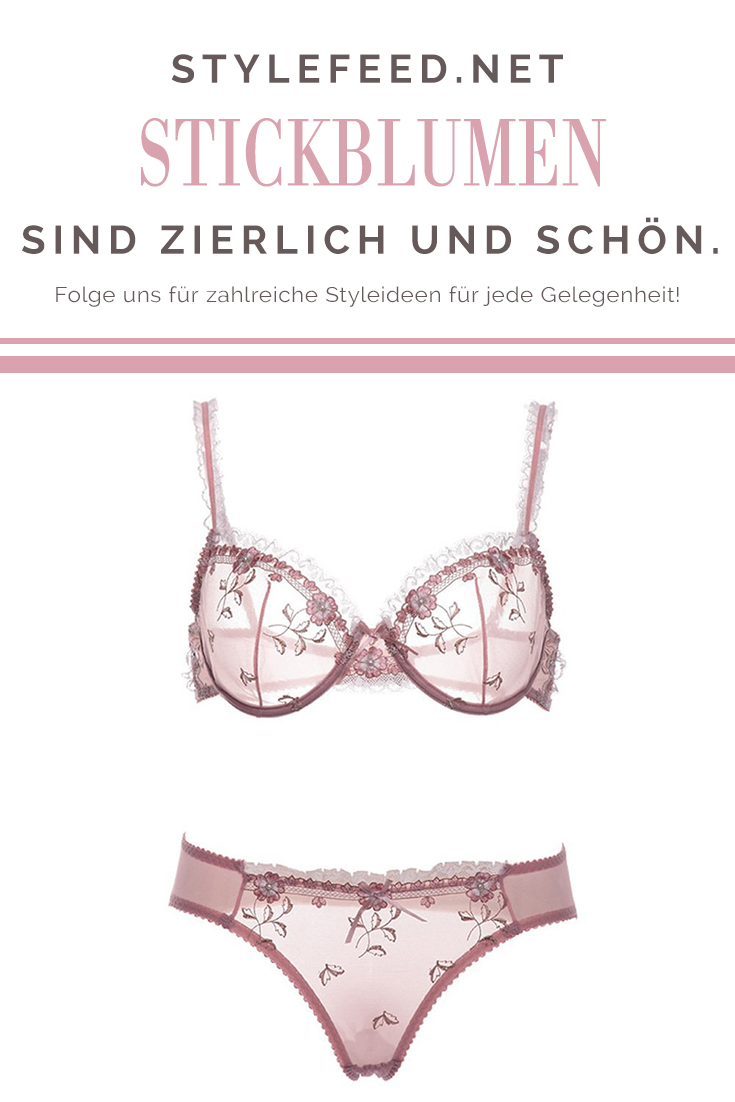 check out ff60e f85f8 Pin auf Dessous Style: BHs, Unterwäsche, Slips, Negligees