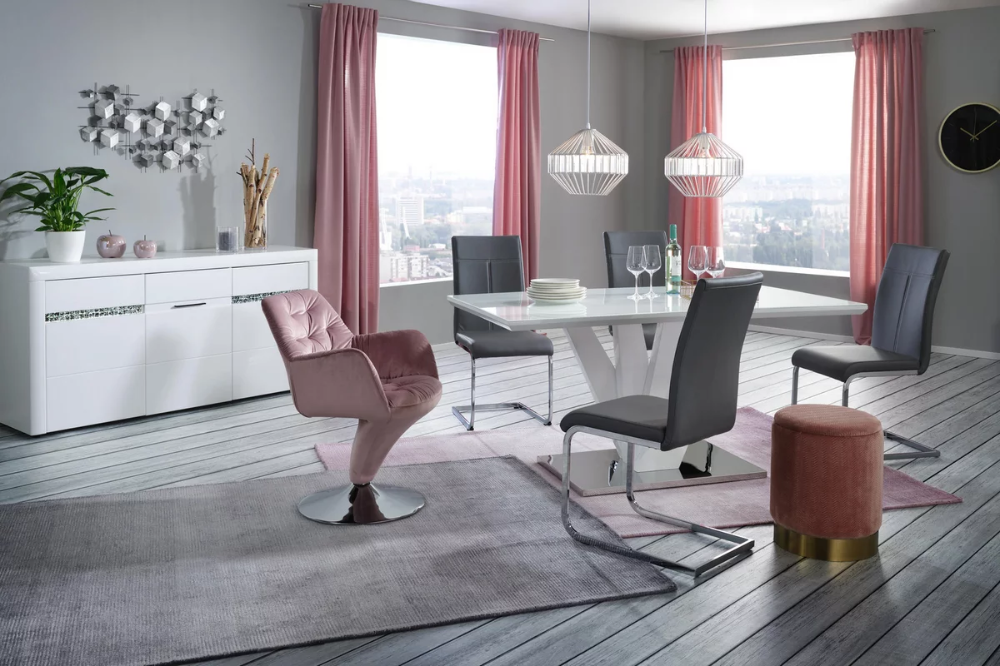 Schwingstuhl In Grau Online Kaufen Momax In 2020 Schwingstuhl Haus Deko Sitzgelegenheiten