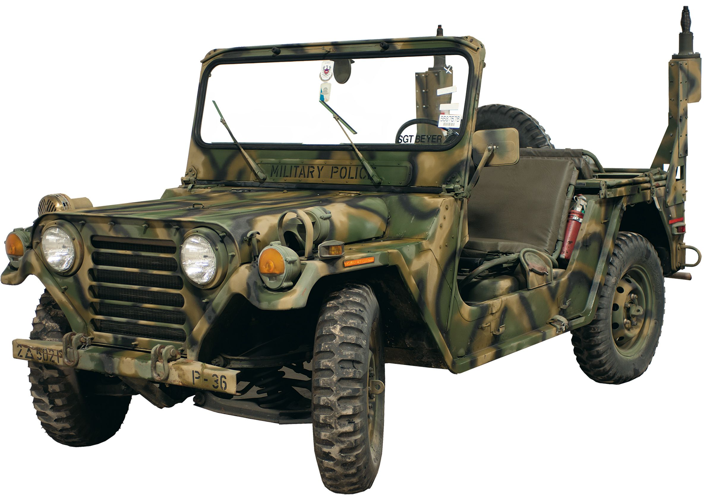 M151a2 mutt military utility tactical truck jeep