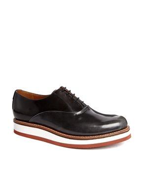 Agrandir Grenson - Sammy - Chaussures à semelles compensées