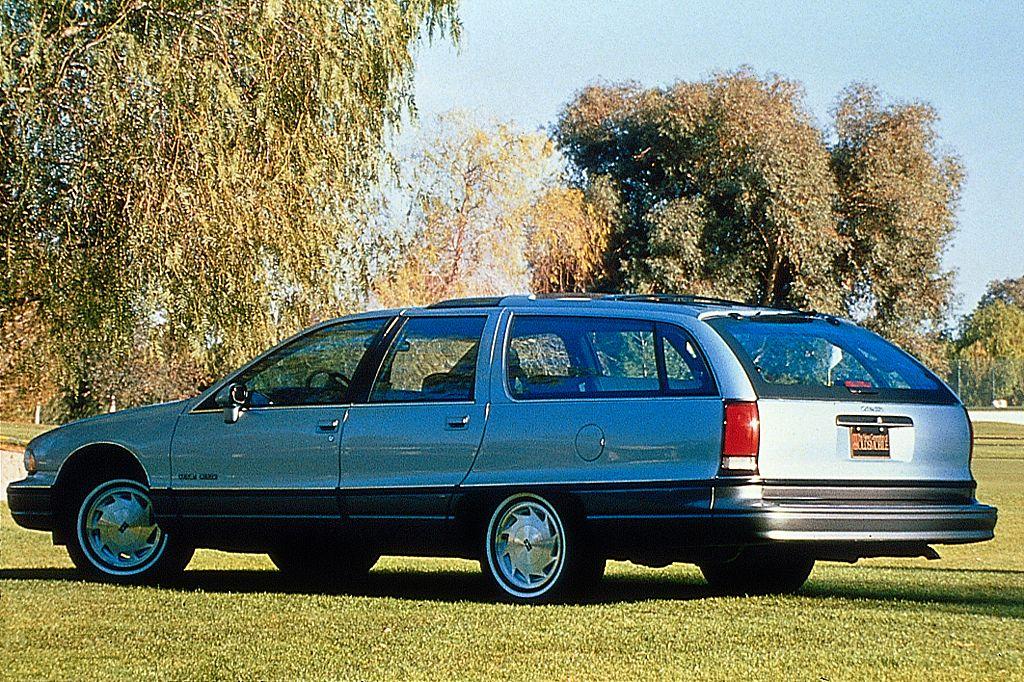 1991 92 Oldsmobile Custom Cruiser 3b P35 Oldsmobile Cruisers Chevrolet Caprice