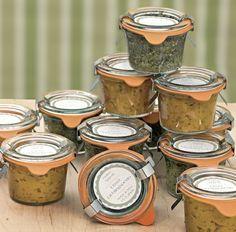 Leckere Pestorezepte. Mit frischen Zutaten schnell und einfach zubereitet.