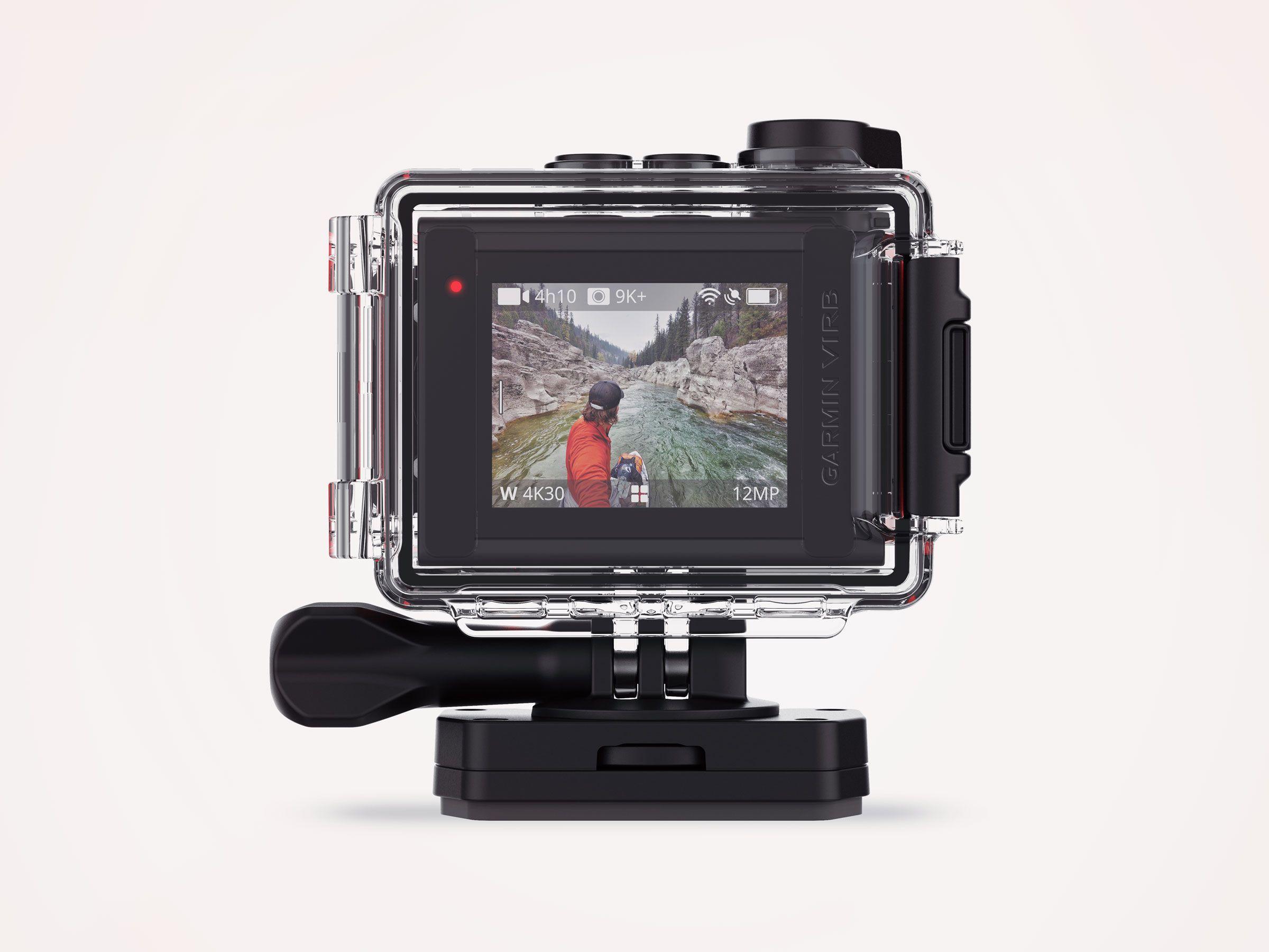 Review Garmin Virb Ultra 30 Wearable device, Camera