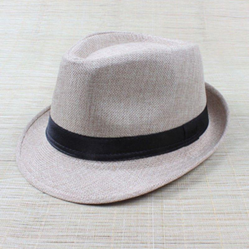 9ed6d4e239458 Autumn Winter Warm Kids Boys Girls Vintage Wide Brim Cap Soft Wool ...