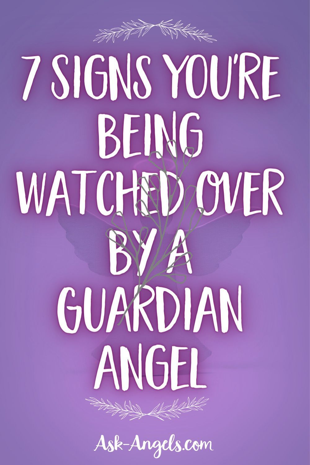 7 Guardian Angel Signs You Need to Know About!