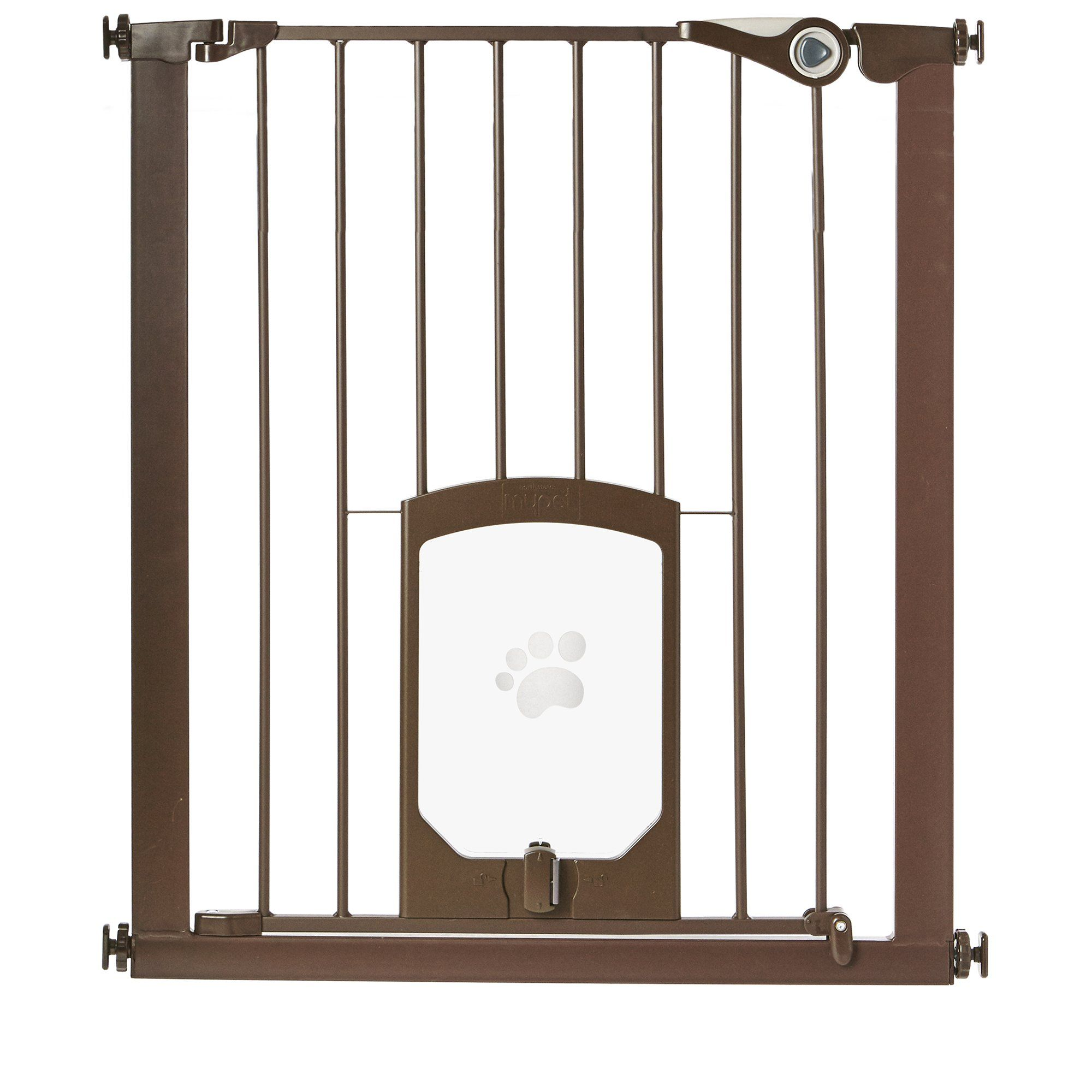 North States Tall Petgate Page Gate 29 5 50 W X 32 H