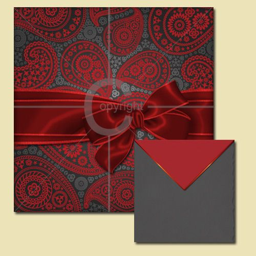 Indian Engagement Cards designed online IndianAsian style wedding