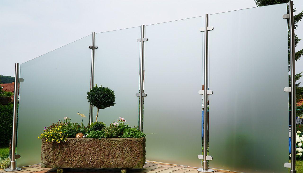 Windschutz Zaun Transvent Panorama (mit Bildern
