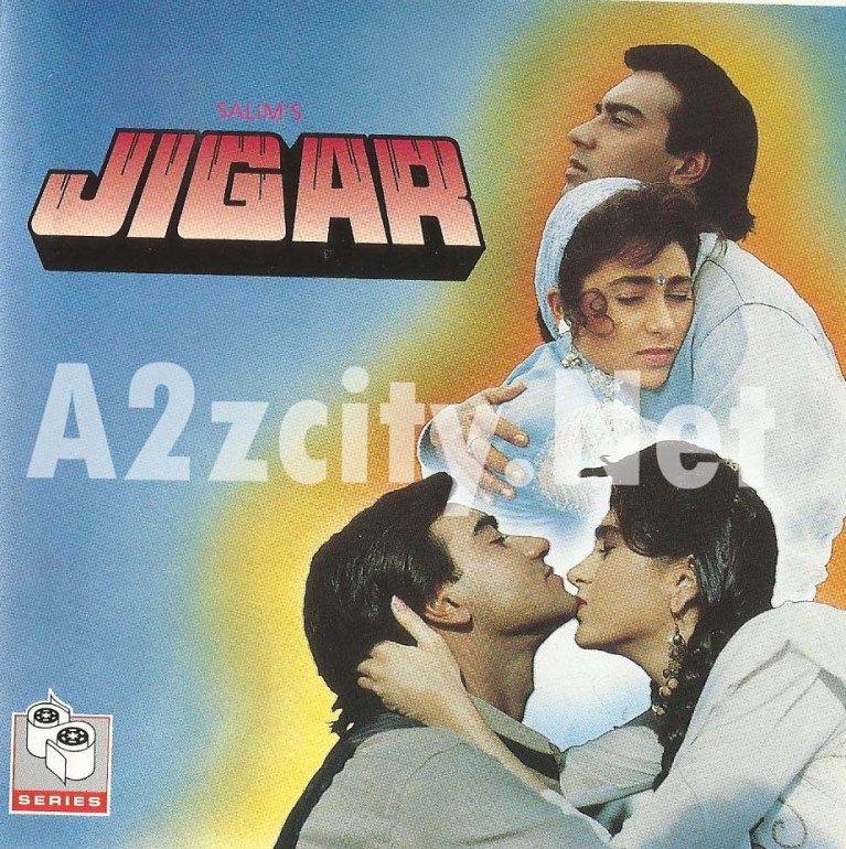 Jigar 1992 Mp3 Vbr 320kbps Bollywood Movie Songs Movie Songs Cinema Posters