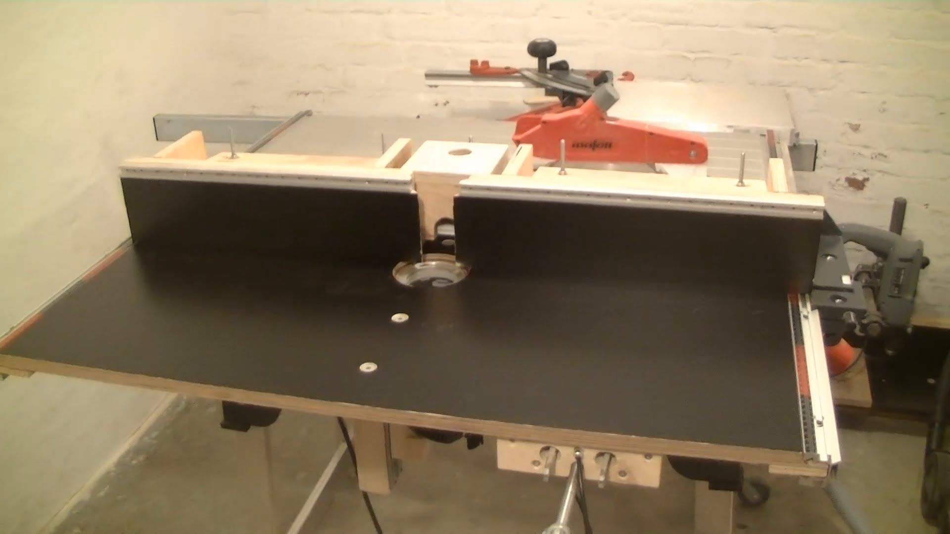 100 new router table building the fence jeff branch woodwor