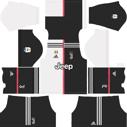 Juventus Home Kit Soccer Kits Juventus Team Juventus