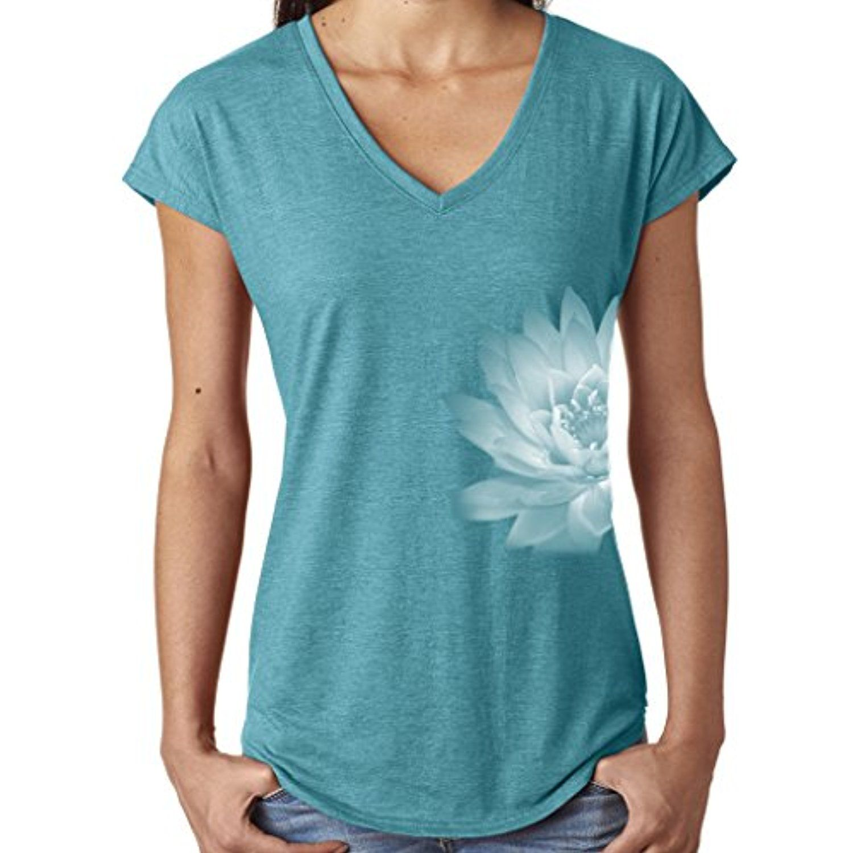 Yoga clothing for you ladies lotus flower v neck tee shirt yoga clothing for you ladies lotus flower v neck tee shirt continue izmirmasajfo