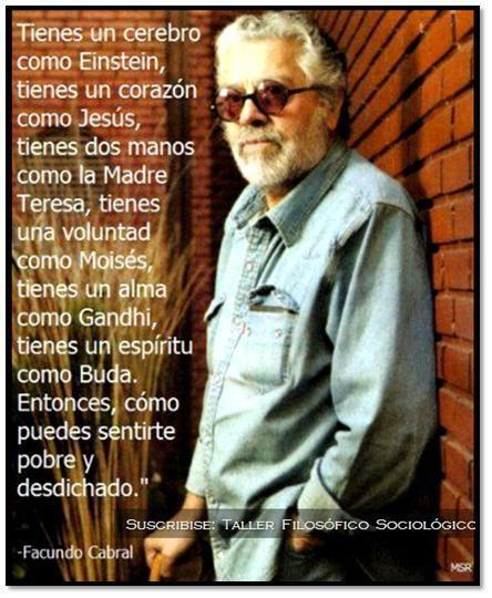Facundo Cabral (2) | Frases y ...