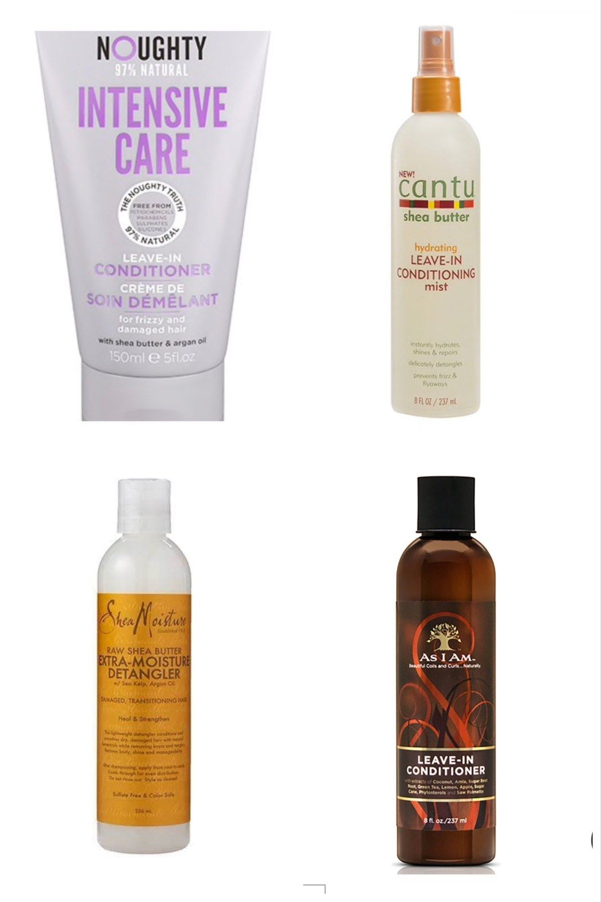Curly Girl Method UK products from Drugstores and