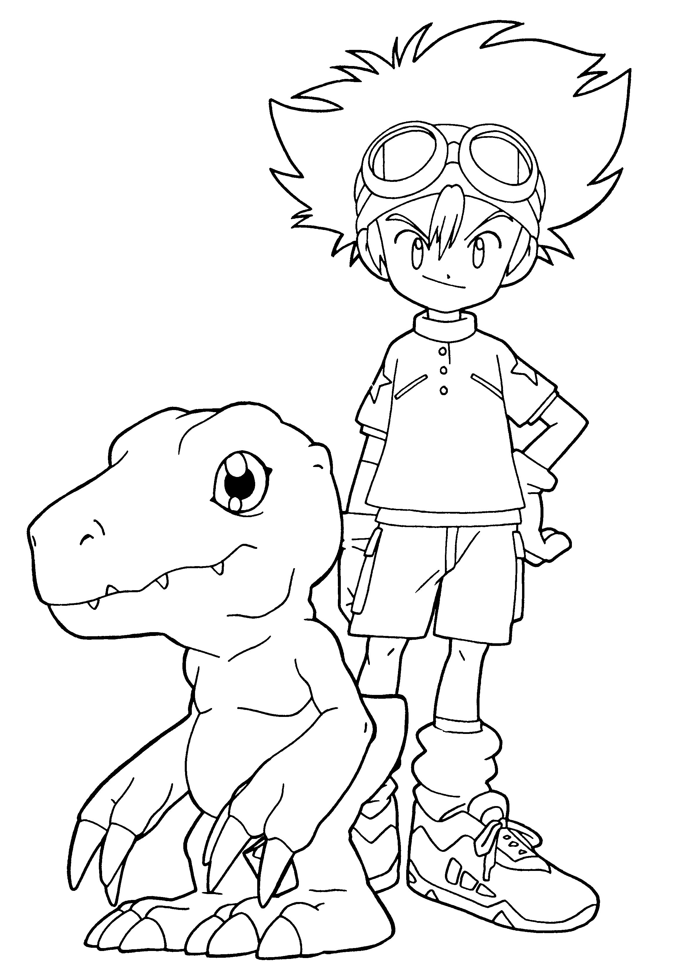 Digimon Coloring Pages Cute Coloring Pages Coloring Pages Digimon