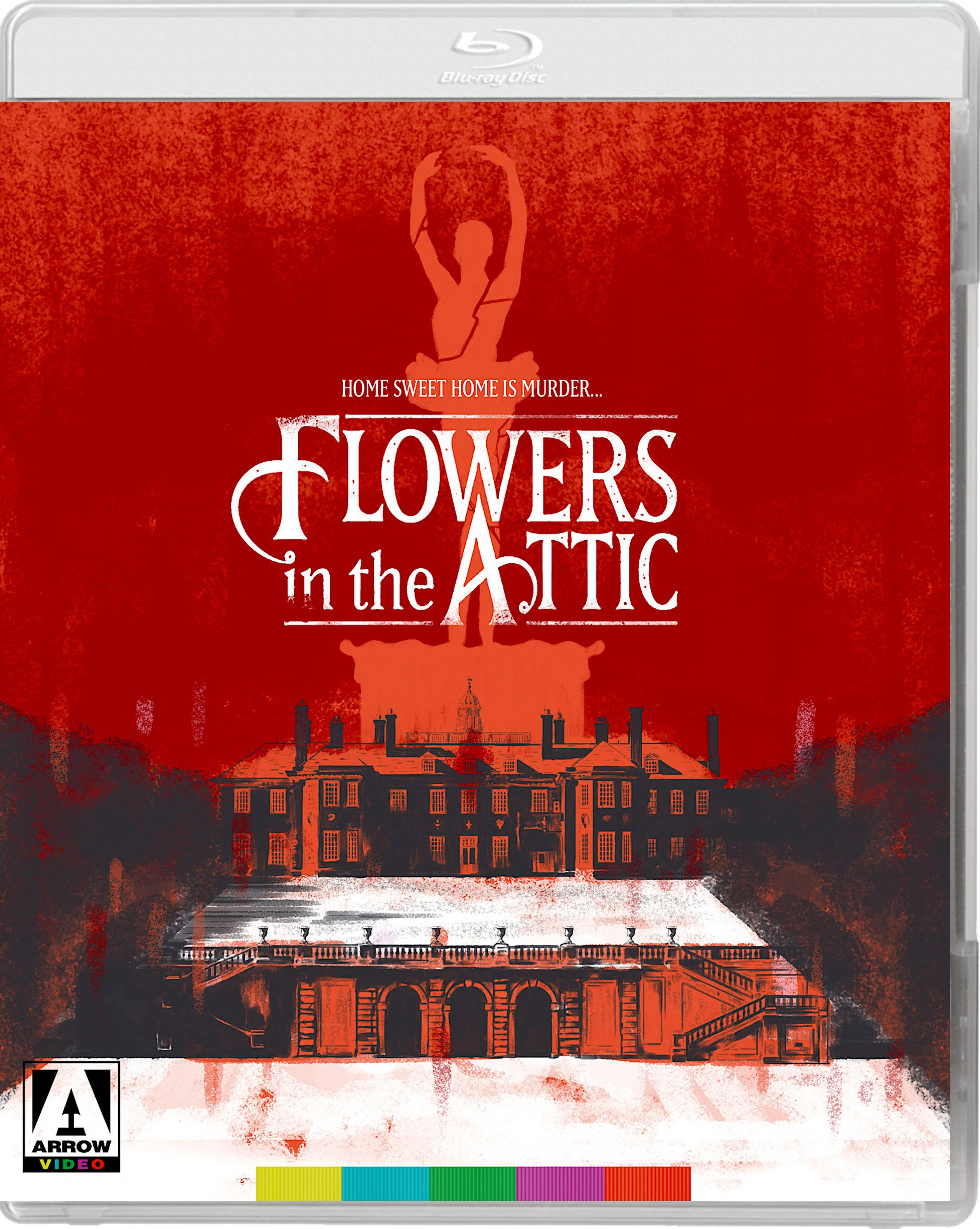 Flowers In The Attic Blu Ray Arrow Us Flowers In The Attic Classic Scary Movies Really Good Movies