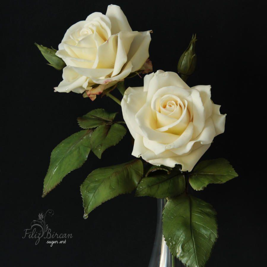 Sugar Flowers Bouquet By Filiz Bircan Sugar Art Cakes Pinterest