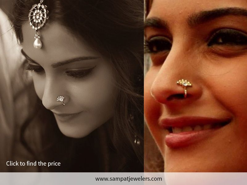 Nose Rings To Die For Accessories Rings Jewelry Nose Ring Designs