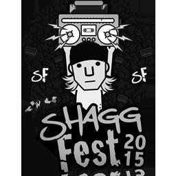 Shaggfest App Icon Digital Design Design Agency