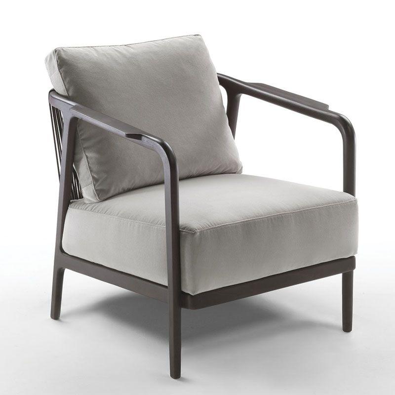 Best Flexform Crono Armchair Style 22201 Modern Armchair Contemporary Armchair Leather 640 x 480