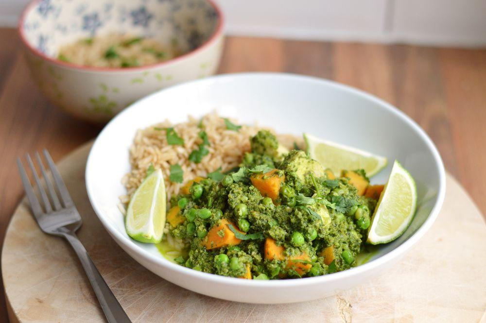 Goan Green Chicken Curry Recipe Recipes Food Recipes