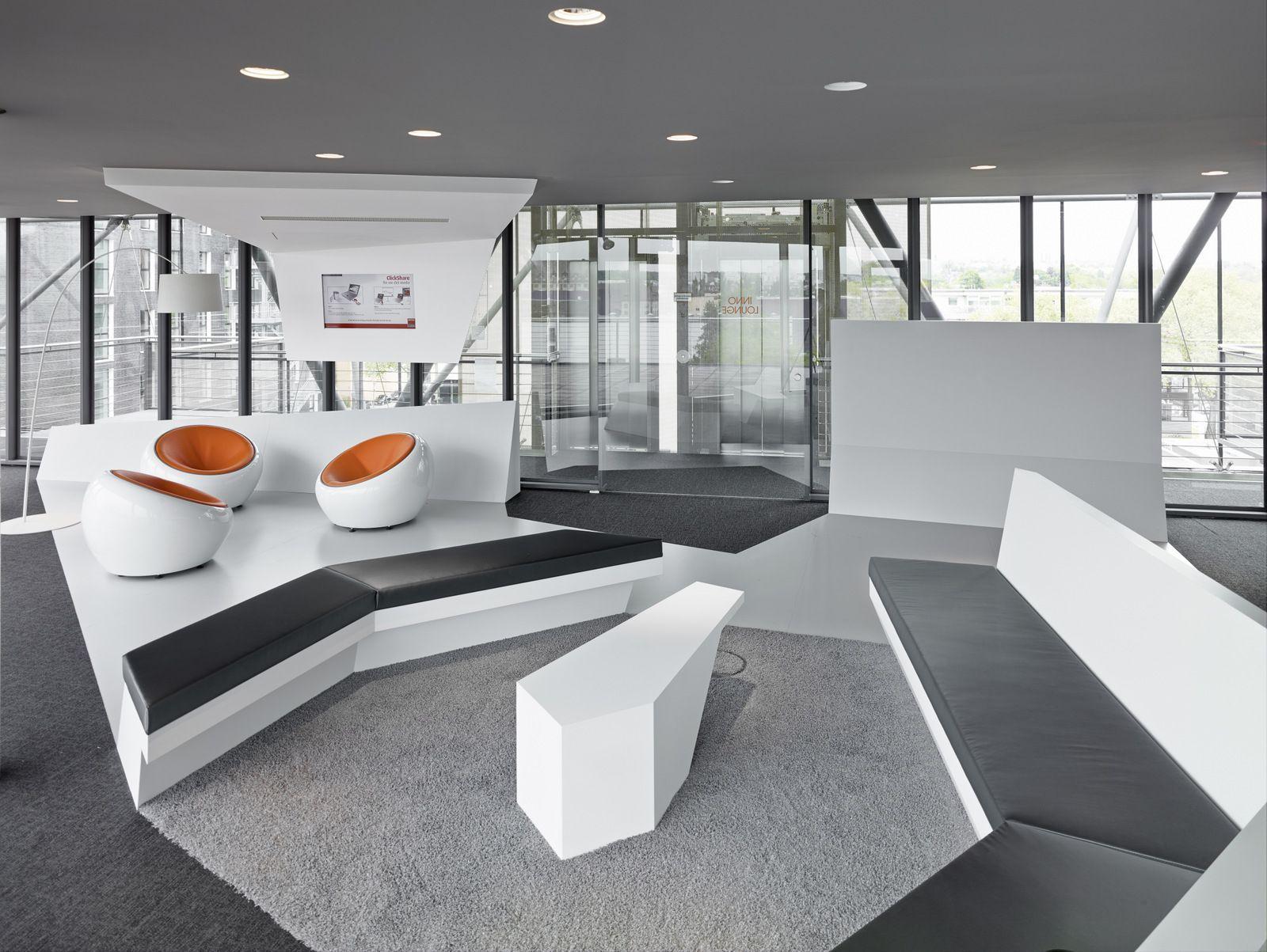 office tour: innocean worldwide – european headquarters | pinterest