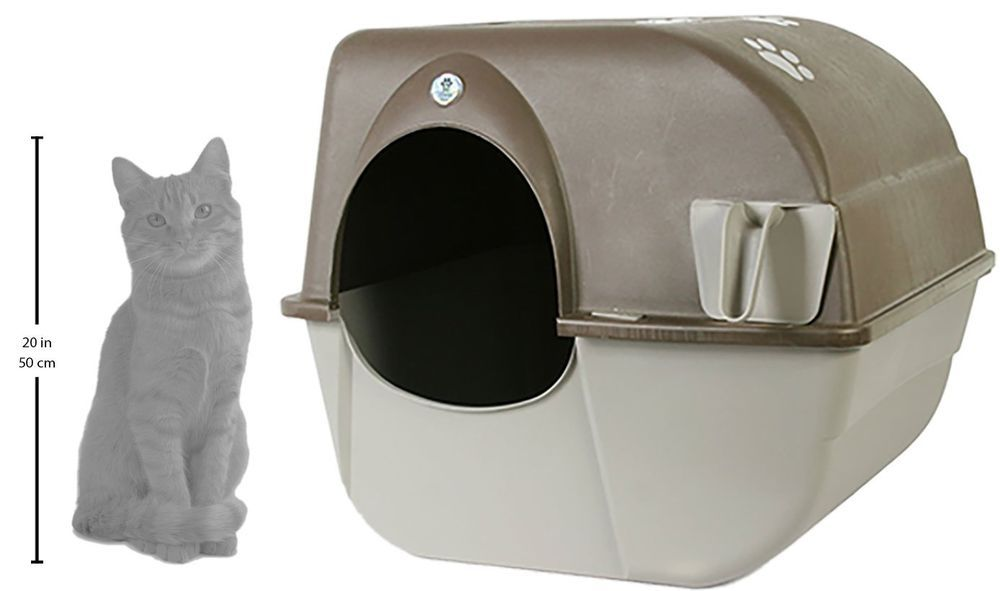 Self Cleaning Litter Box Easy Use No Electricity Filters Liners Multiple Cats Petideas Self Cleaning Litter Box Cleaning Litter Box Automatic Litter Box