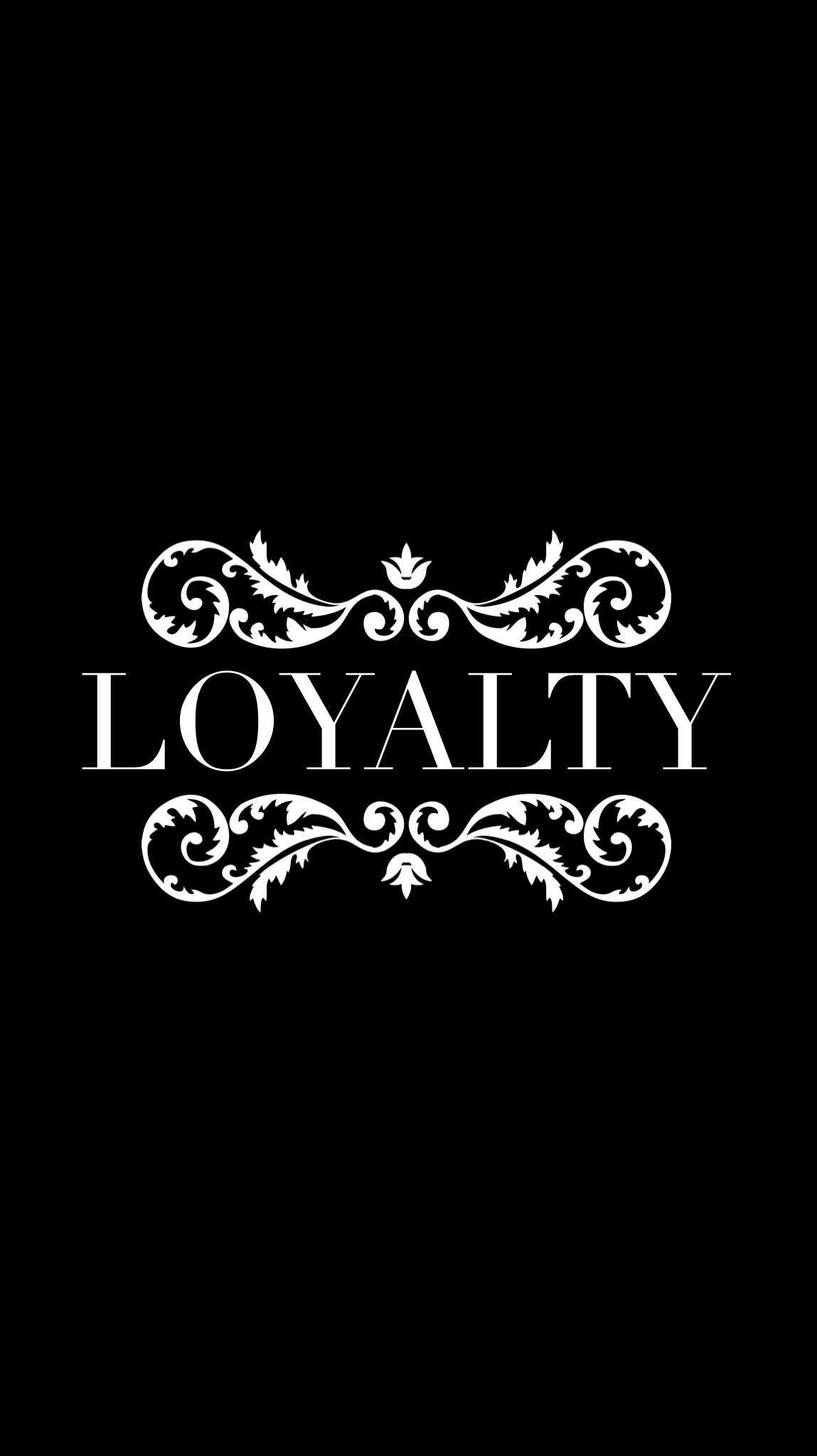 Loyalty Iphone Mobile Wallpaper Victorian Edit Iphone Wallpaper Black Wallpaper Wallpaper Quotes
