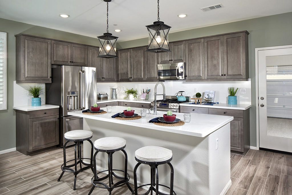 Plan 3 Pardee Homes Home Decor Kitchen Modern Kitchen Design Modern Kitchen Cabinet Design