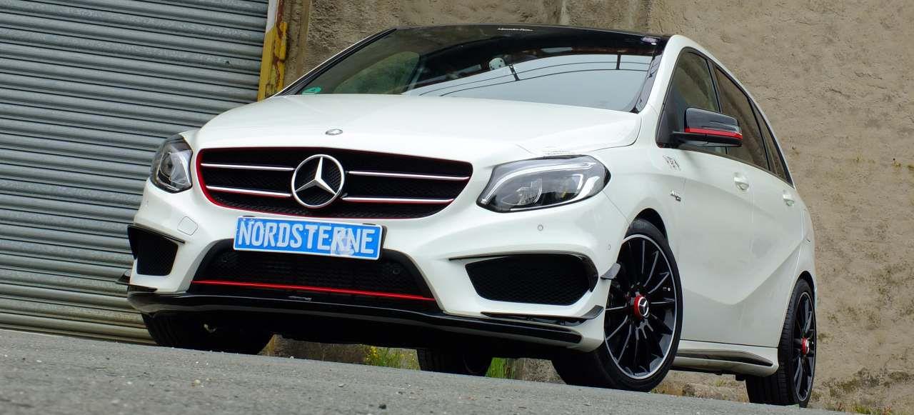 Mercedes benz b klasse