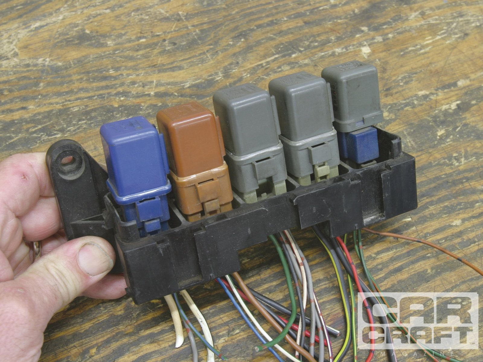small resolution of junkyard builder how to build a budget junkyard relay board hot rod network