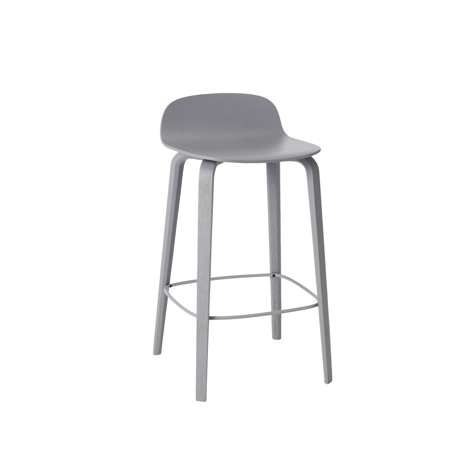 With Its Small Curved Back And Long Elegant Legs The Visu Bar Stool Is Perfect For A Kitchen Counter Or Rest Bar Stools Designer Bar Stools Counter Bar Stools