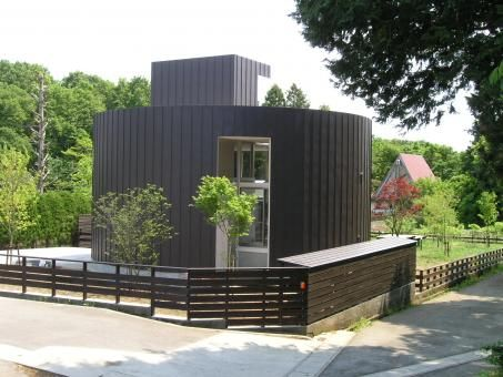 Nasu weekend house by Minoru Masuda Architects and Associates #architecture