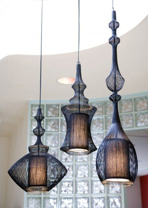 Unusual Ceiling Lights Designs N Shapes Other Homerevo