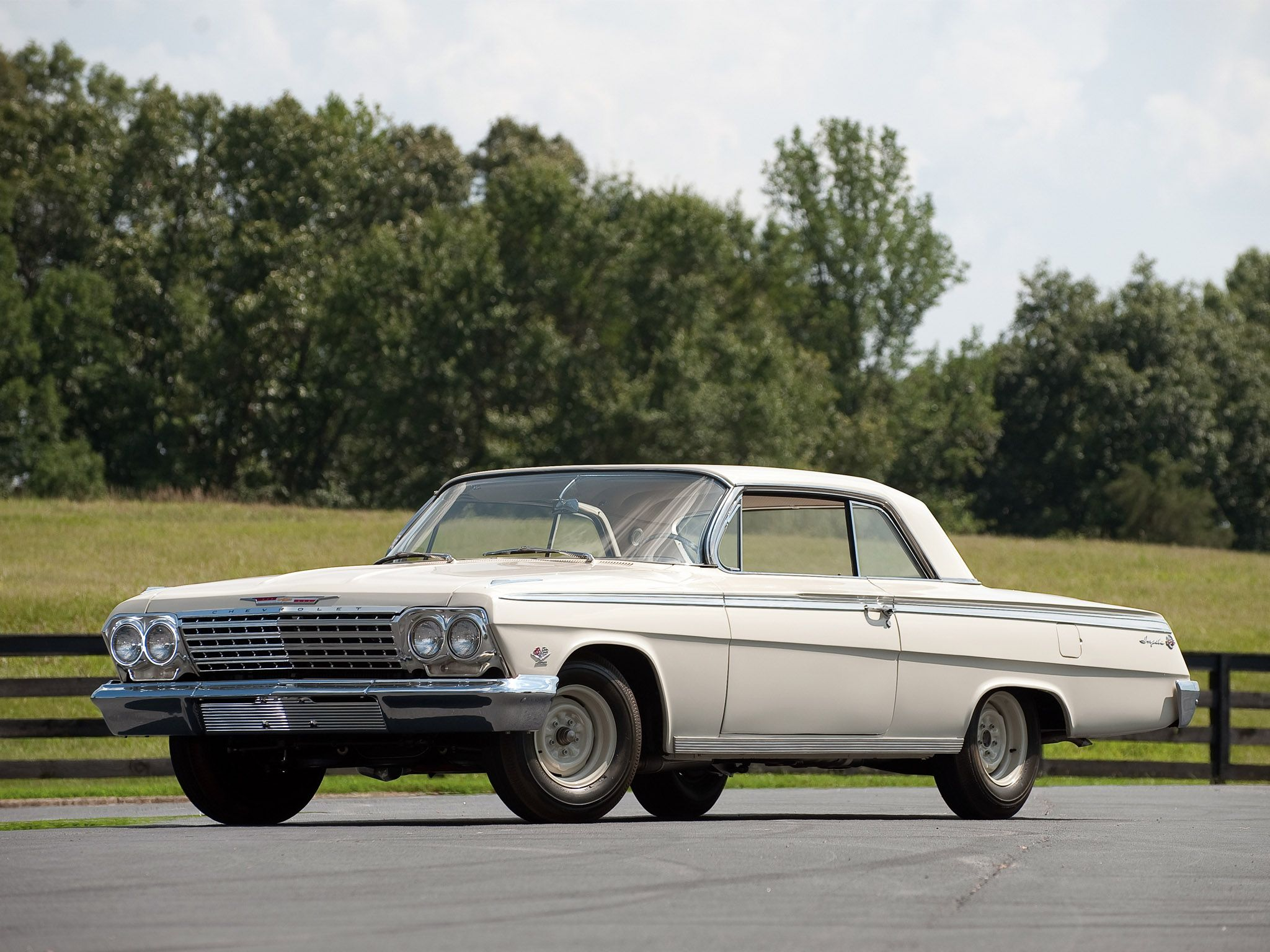 1962 Chevrolet Impala SS 409 Lightweight coupé Cars