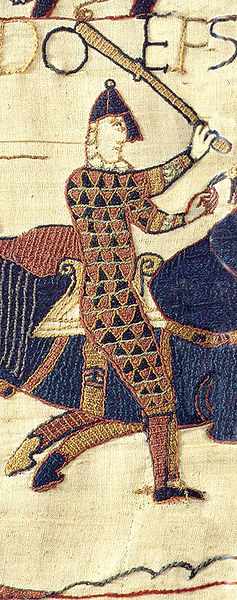 File Odo Bayeux Tapestry Detail Jpg Wikipedia Bayeaux Tapestry Bayeux Tapestry Medieval Embroidery