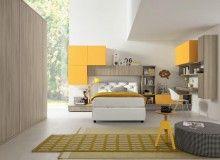 Camere da letto per Single - Modus crescendi camerette | Camera ...