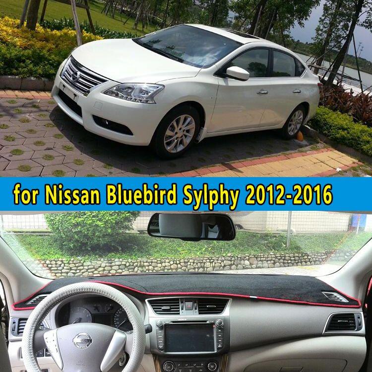 dashmat carpet Car dashboard covers accessories for nissan
