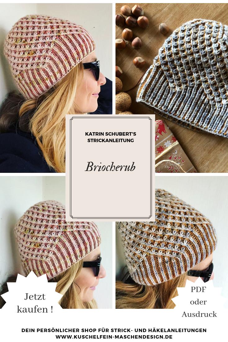 Photo of Strickanleitung Briocherub von Katrin Schubert