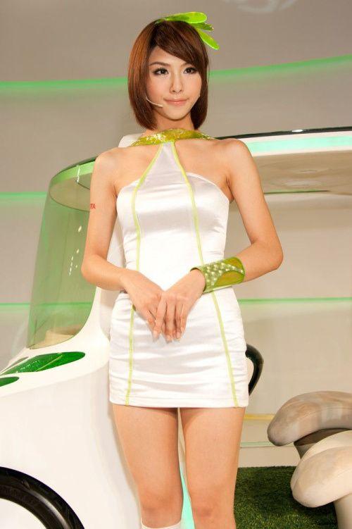 Freakin Good Looking Asian Car Show Girls Photos Asian Girl - Asian car show girls