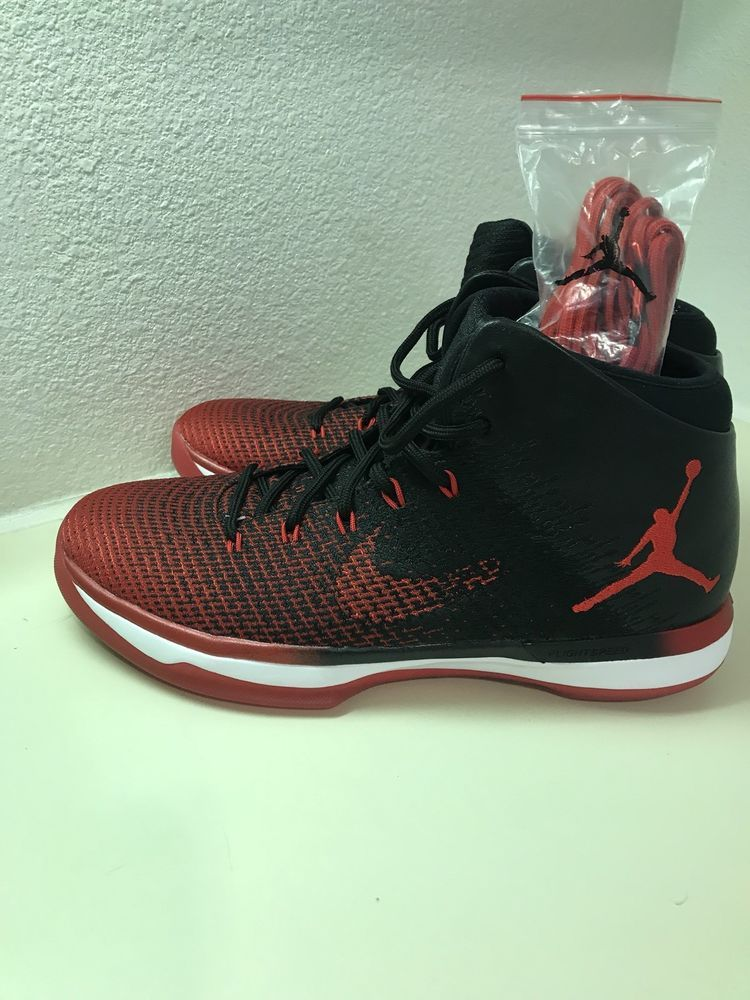 ec6f66aea03 Nike Air Jordan XXXI 31 Banned Black Red Bred 845037-001 Size 10 #fashion  #clothing #shoes #accessories #mensshoes #athleticshoes (ebay link)