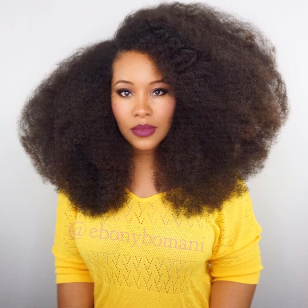 The 25 Best Thick Natural Hair Ideas On Pinterest Color