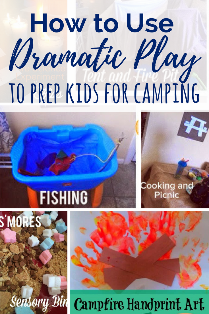 Indoor Camping Activities For Kids Science Sensory And Art Views