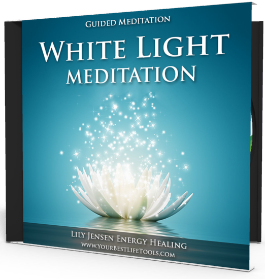 who are you ? : White Light Energy Meditation