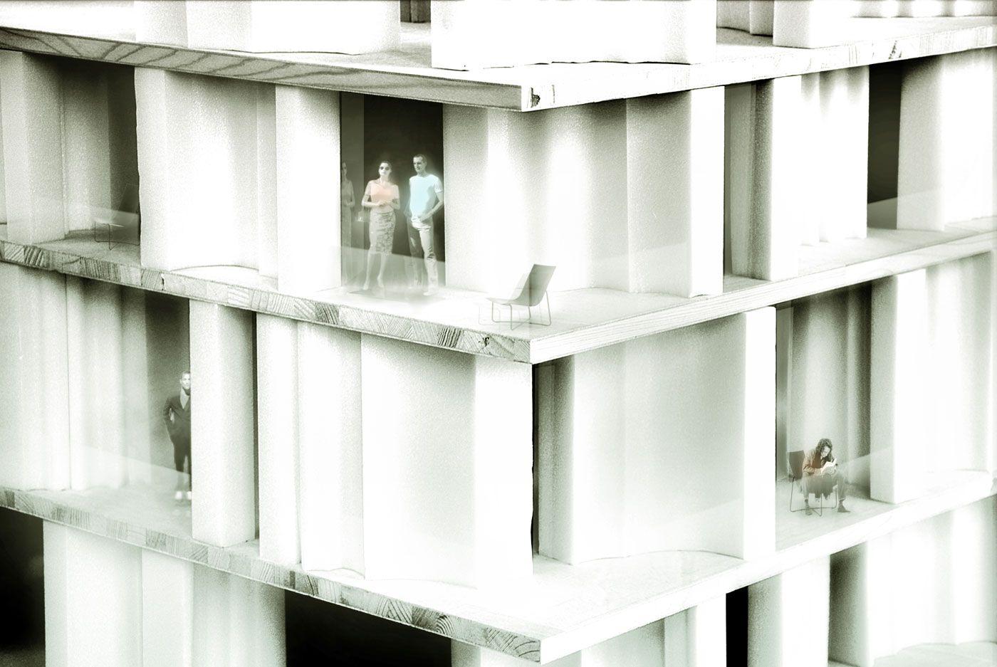 Barkow Leibinger Infra Light Weight Concrete